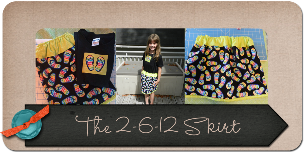 sewing, 2-16-12 skirt tutorial, crafting with kids