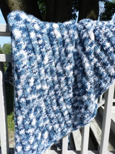 knit blanket, juliek, julie kelley