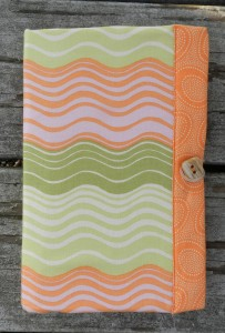 kindle fire cover, sewing, handmade, amy butler