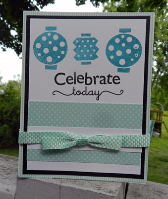 Julie Kelley, Julie K, card making, paper crafts, Celebrate, CTMH stamps