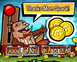 Mom Spark Media, Reel Cash Critters, Gamesville