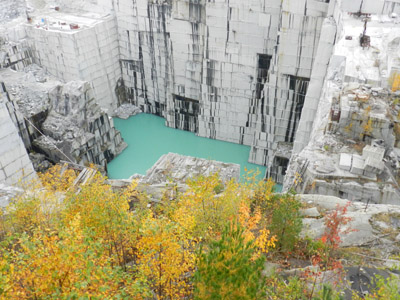Vermont, Foliage, JulieK, Julie Kelley, Travel, Road Trip, October, Rock of Ages Quarry