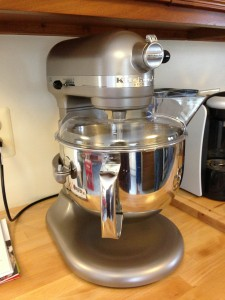 KitchenAid Mixer, JulieK, Julie Kelley