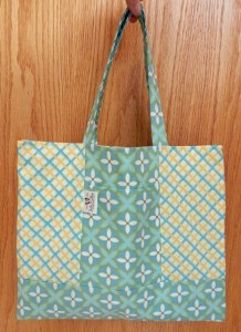 julie kelley, market tote bag, etsy