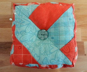 juliek, julie kelley, sewing, quilting, pincushion, pincushion swap
