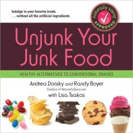 Unjunk Your Junk Food Book Review