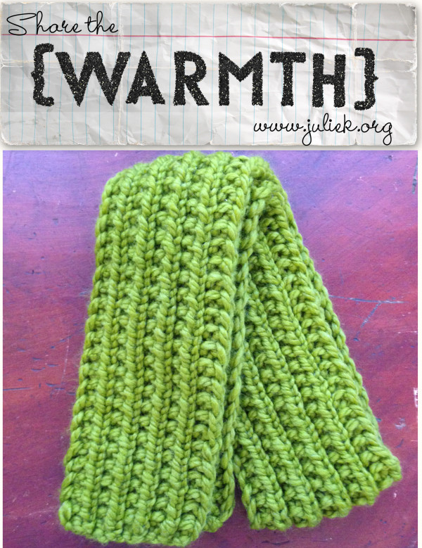 Share Warmth week 5