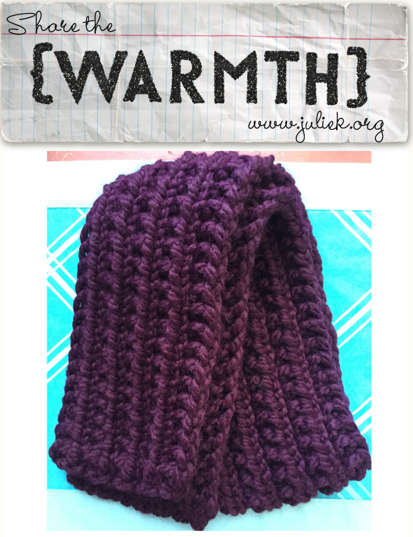 Share Warmth week 15